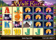 jogo Wolf Run