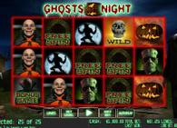caça niquel ghost's night gratis