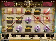 caça niquel tesouro do pirata gratis