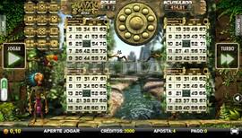 jogos de bingo mayan secret