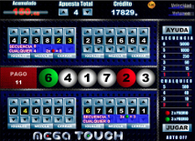 Mega Touch Bingo