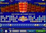 Jogo Super Bonus Bingo